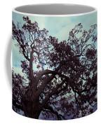 Tree Against Sky Coffee Mug