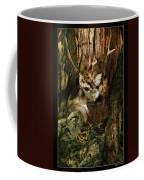 Tree And Buck Coffee Mug