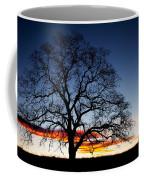 Tree At Sunrise Coffee Mug