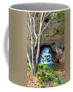 Tree By The Brook Coffee Mug
