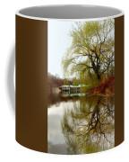 Tree By The River  Coffee Mug by Mark Ashkenazi