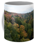 Tree Color Coffee Mug