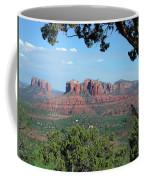 Tree Frame Coffee Mug
