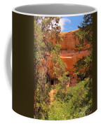 Tree Framing Coffee Mug