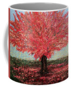 Tree In Fall Coffee Mug