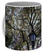 Tree In French Quarter Coffee Mug