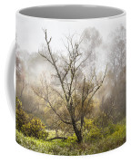 Tree In The Fog Coffee Mug