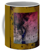 Tree In The Nishikigoi Pond - Featured In Artist's Group 'comfortable Art' Coffee Mug
