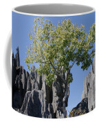 Tree In The Tsingy De Bemaraha Madagascar Coffee Mug