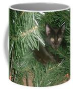 Tree Kitten Coffee Mug