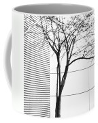 Tree Lines Coffee Mug