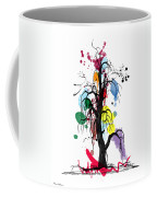 Tree Coffee Mug by Mark Ashkenazi