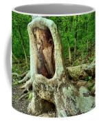 Tree Mouth Coffee Mug