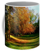 Tree Of Gold Coffee Mug