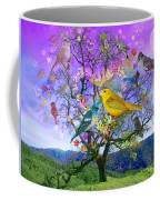 Tree Of Happiness Coffee Mug