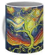 Tree Of Starlight Coffee Mug
