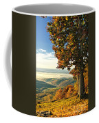 Tree Overlook Vista Landscape Coffee Mug