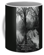 Tree Planted By The Rivers Coffee Mug