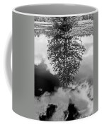 Tree Reflected  Coffee Mug