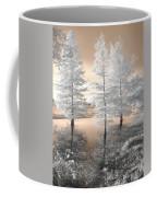 Tree Reflections Coffee Mug by Jane Linders
