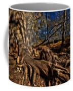 Tree Root Coffee Mug