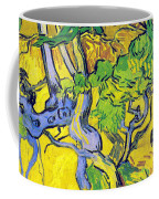 Tree Roots And Tree Trunks Coffee Mug by Vincent Van Gogh