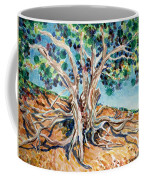 Tree Roots Coffee Mug