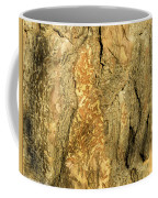 Tree Self Reflections In Bark Coffee Mug