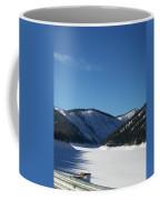 Tree Shadows Coffee Mug