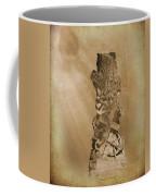 Tree Stump The Forgotten Series 05 Coffee Mug