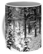 Tree Trunks Coffee Mug