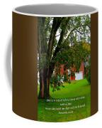 Tree With Scripture Coffee Mug