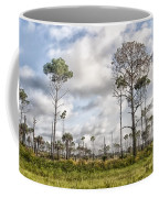 Trees 2 Coffee Mug