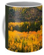 Trees Ablaze Coffee Mug