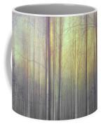 Trees Abstraction Coffee Mug