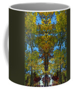Trees Alive Coffee Mug by Susan Leggett