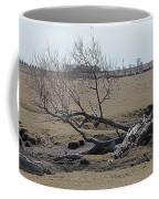 Trees And Early Spring Creek Coffee Mug
