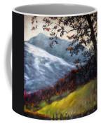 Trees And Hills Coffee Mug