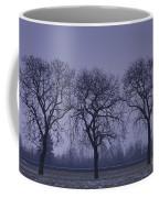 Trees At Night Coffee Mug