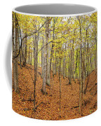 Trees In A Forest, Stephen A. Forbes Coffee Mug