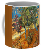 Trees In The Asylum Gardens Coffee Mug