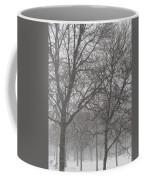 Trees Of Silence Coffee Mug