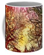 Trees Of The Four Seasons Coffee Mug