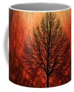Trees Under Magic Mountains I I Coffee Mug