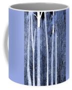 Trees Vertical Coffee Mug