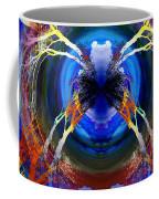 Treescape Abstract II Coffee Mug