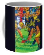 Trench Warfare Color Coffee Mug