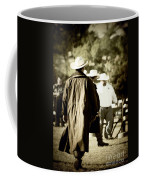 Trenchcoat Cowboy Coffee Mug
