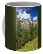 Trentino - Pejo Valley On Summer Coffee Mug
