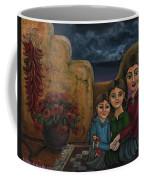 Tres Mujeres Three Women Coffee Mug by Victoria De Almeida